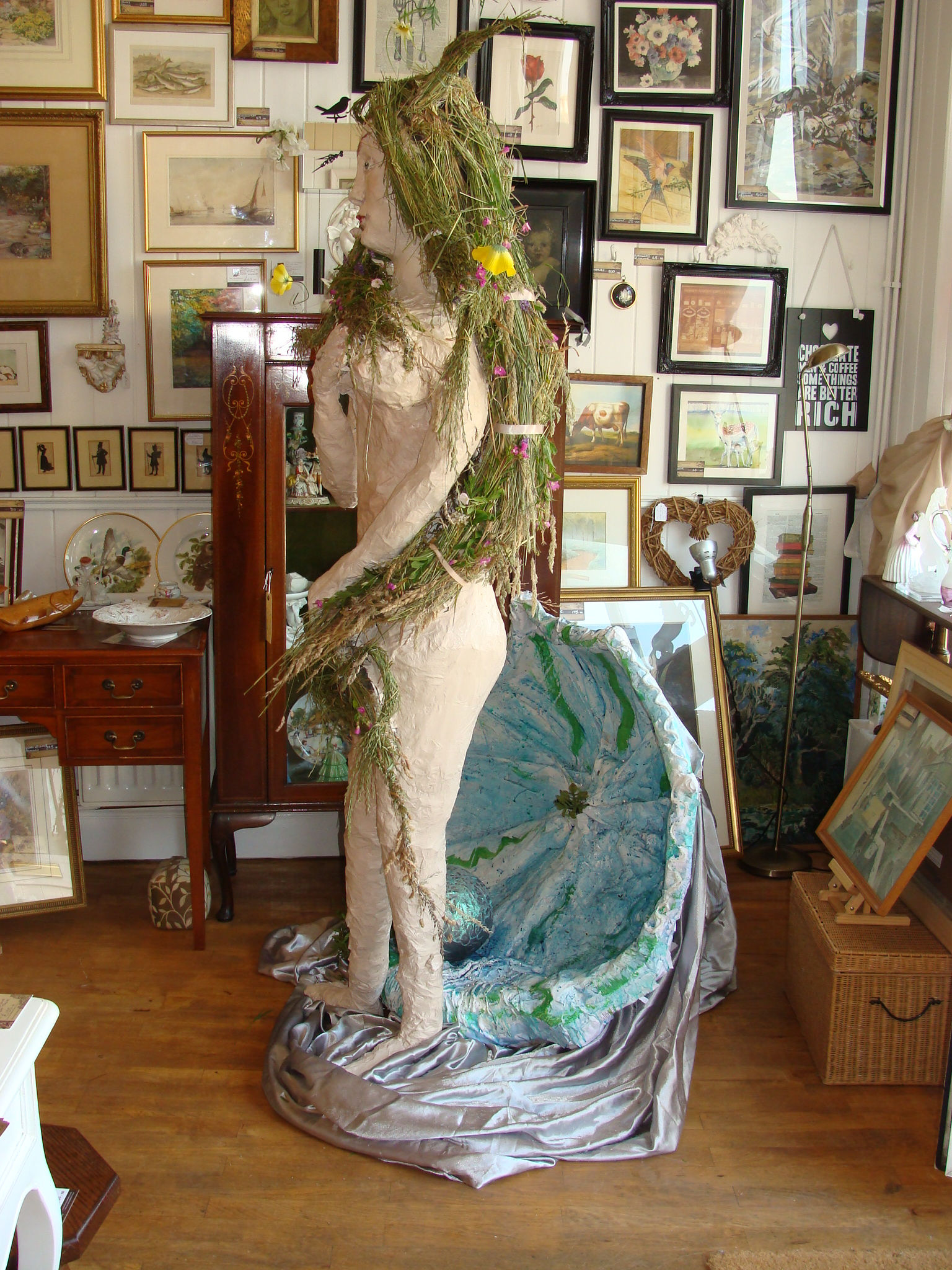 Handmade Birth of Venus